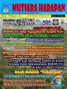 Cover Depan Buletin Edisi-2